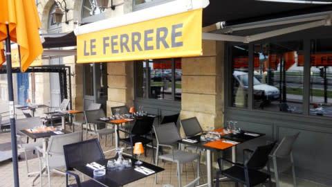 Le Ferrere, Bordeaux