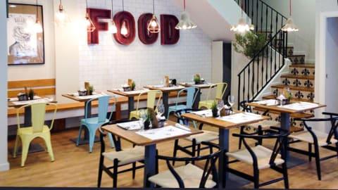 Bocados Café - Ortega y Gasset 55, Madrid