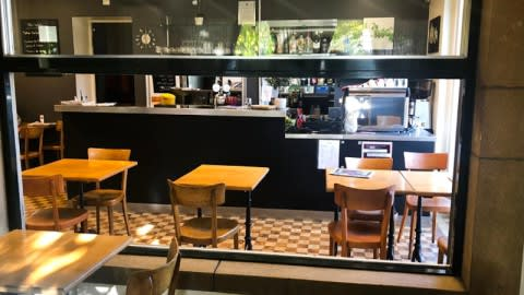CZ Restaurant, Lancy