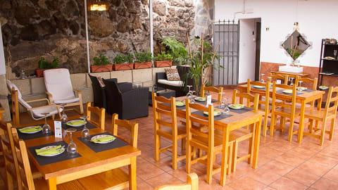 Restaurante La Casona del Vino, Candelaria