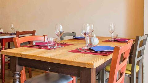 La Sciuscella taverna vegetariana e vegana, Rome