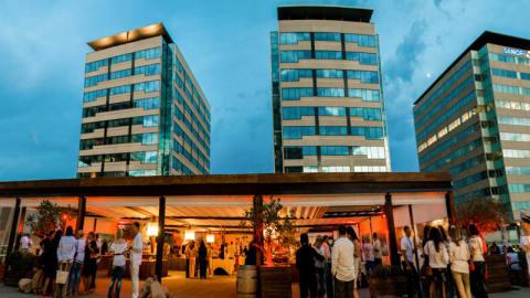 Brisa Pool Bar & Lounge, Barcelona