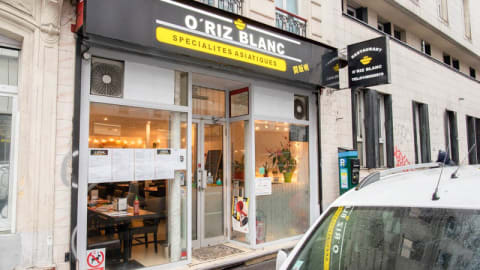 O'Riz Blanc, Paris