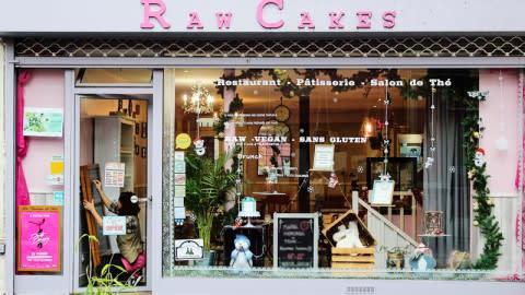 RawCakes, Paris