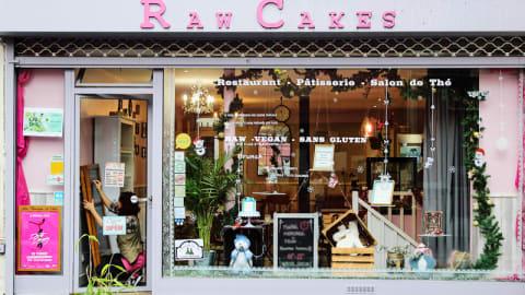 Sweet Rawmance (ancient RawCakes), Paris