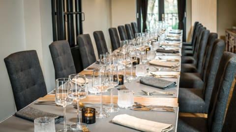 Restaurant Atrio, Brussels