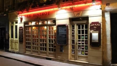 Le Bistrot d'Henri, Paris
