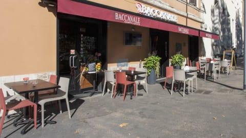 Baccanale Ostiense, Rome