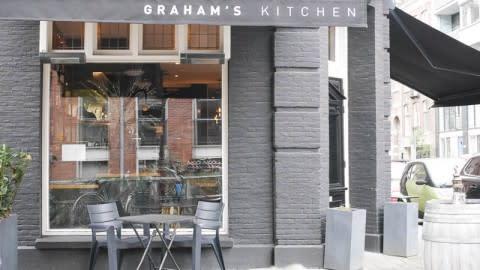 Graham's Kitchen, Amsterdam