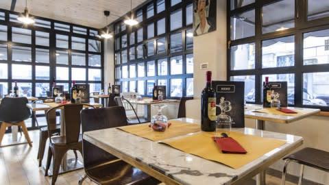 Belli all'angolo Hosteria Caffè, Rome