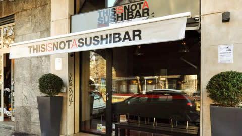 This Is Not a Sushi Bar Papi, Milan