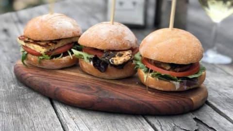 Moo Gourmet Burgers, Bondi Beach