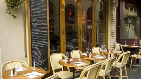 Lou Pescadou - Chez Julien, Paris
