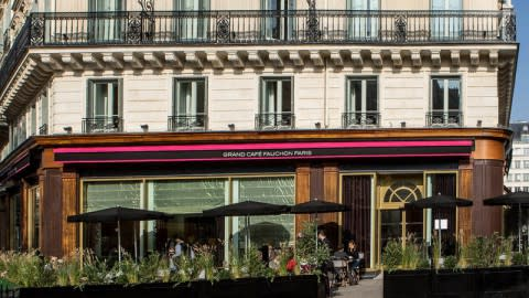 Le Grand Café Fauchon, Paris