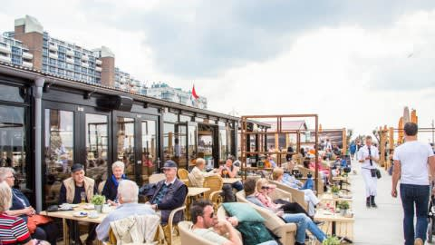 Oceans Beachhouse, The Hague