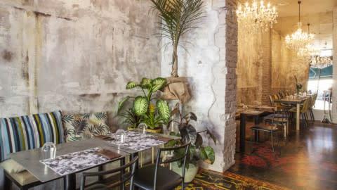 Monkey in The City (solo ristorazione), Milan