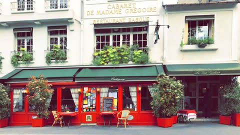 Auberge Etchegorry, Paris