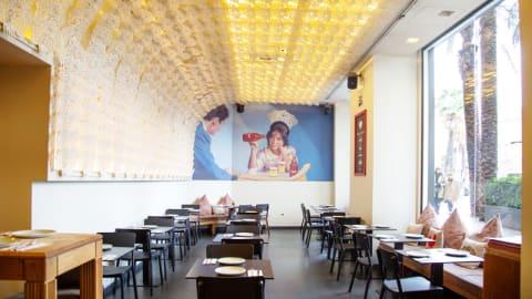Estado Puro by Paco Roncero - Hotel NH Collection Paseo del Prado, Madrid