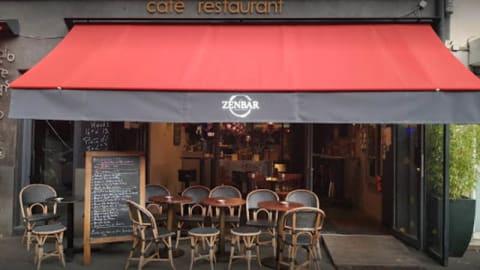 Le Zen Bar, Paris