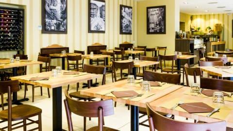 Solo Pizza Cafè, Milan