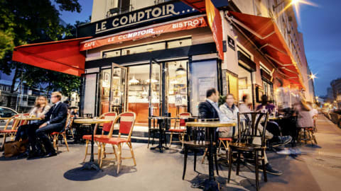Le Comptoir, Paris
