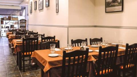 Restaurante Sei Lá!!!, Porto