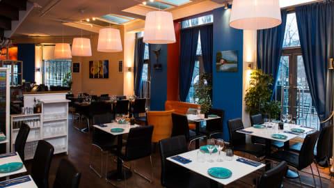 Stavros Taverna, Stockholm