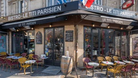 Le Titi Parisien, Paris