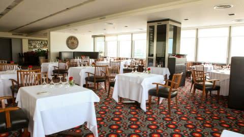 Zirkel Restaurant & Bar (Club Alemán), Buenos Aires