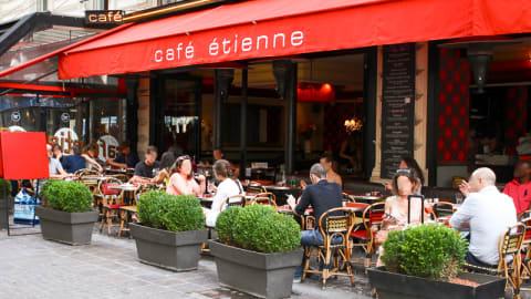 Cafe Etienne, Paris