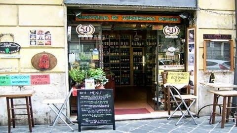 Enoteca di Sardegna Pigna, Rome