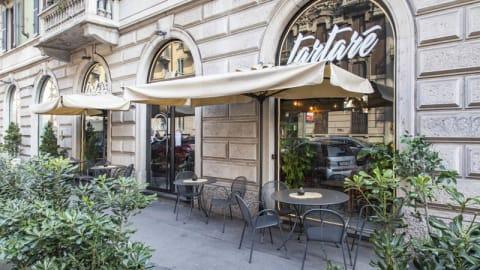 Tartarè, Milan