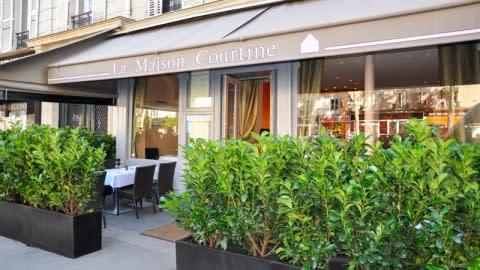 La Maison Courtine, Paris