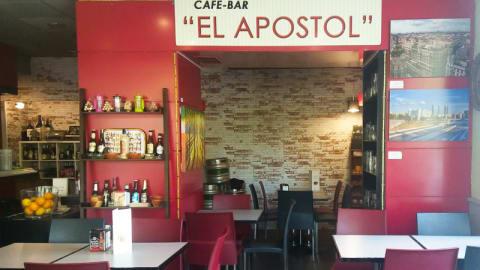El Apóstol, Madrid