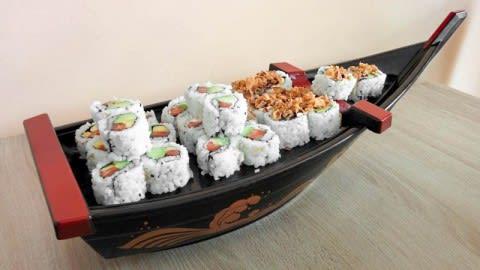 Sushi M'agrada, El Masnou