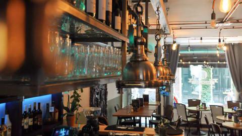 Mickey's Caucasian Kitchen & Bar, Haarlem