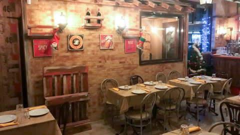 Ricc8's Steakhouse, Rome