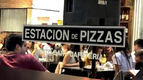 Estación de Pizzas (Martínez), San Isidro (Buenos Aires)