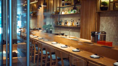 Sake Sushi Bar, Ciudad de México
