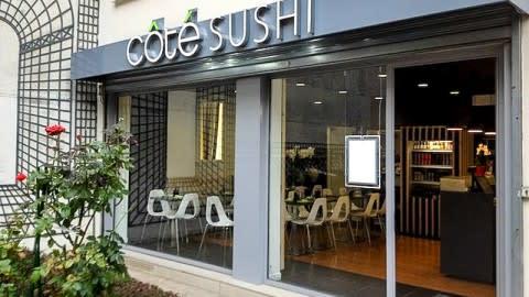 Côté Sushi, Paris