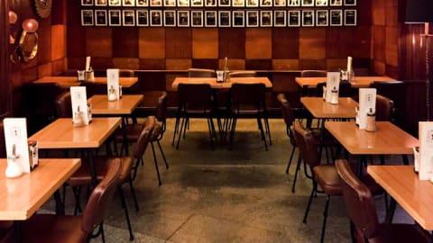 Cafetería HD, Madrid