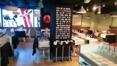 RockNrolla Food & Music, Madrid