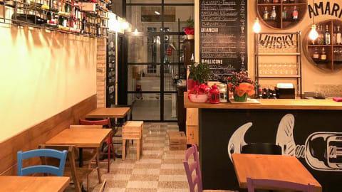 Vinoteca Tempere con Cucina, Roma