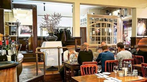 Restaurant Sluizer, Amsterdam