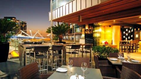 Byblos Bar & Restaurant, Docklands