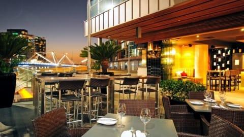 Byblos Bar & Restaurant Melbourne, Docklands