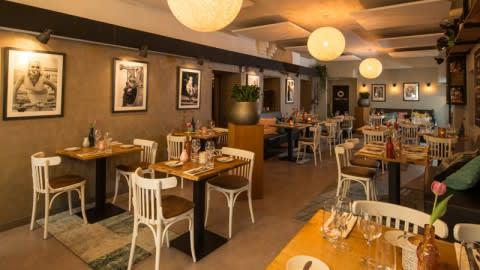 Restaurant Puur, Leiden