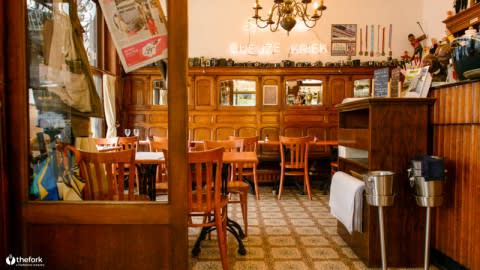 Café Restaurant de la Forêt, Overijse