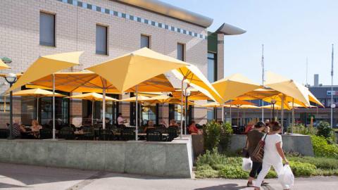 Restaurant du Forum de Meyrin, Meyrin