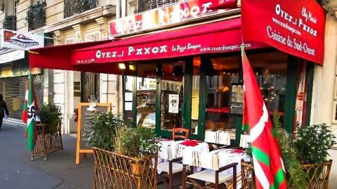 Oyez !! P'axoa, Paris